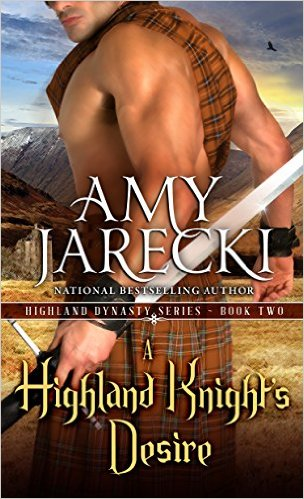 A Highland Knight's Desire