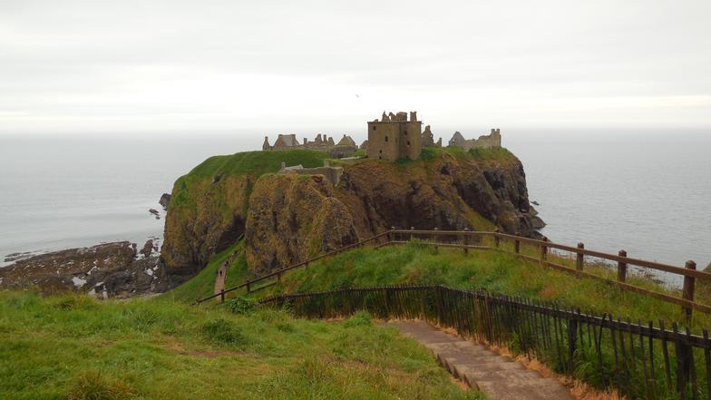 Dunottar Castle, Stonehaven, Scotland