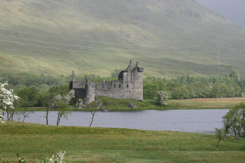 Kilchurn Castle, Dalmally, Scotland