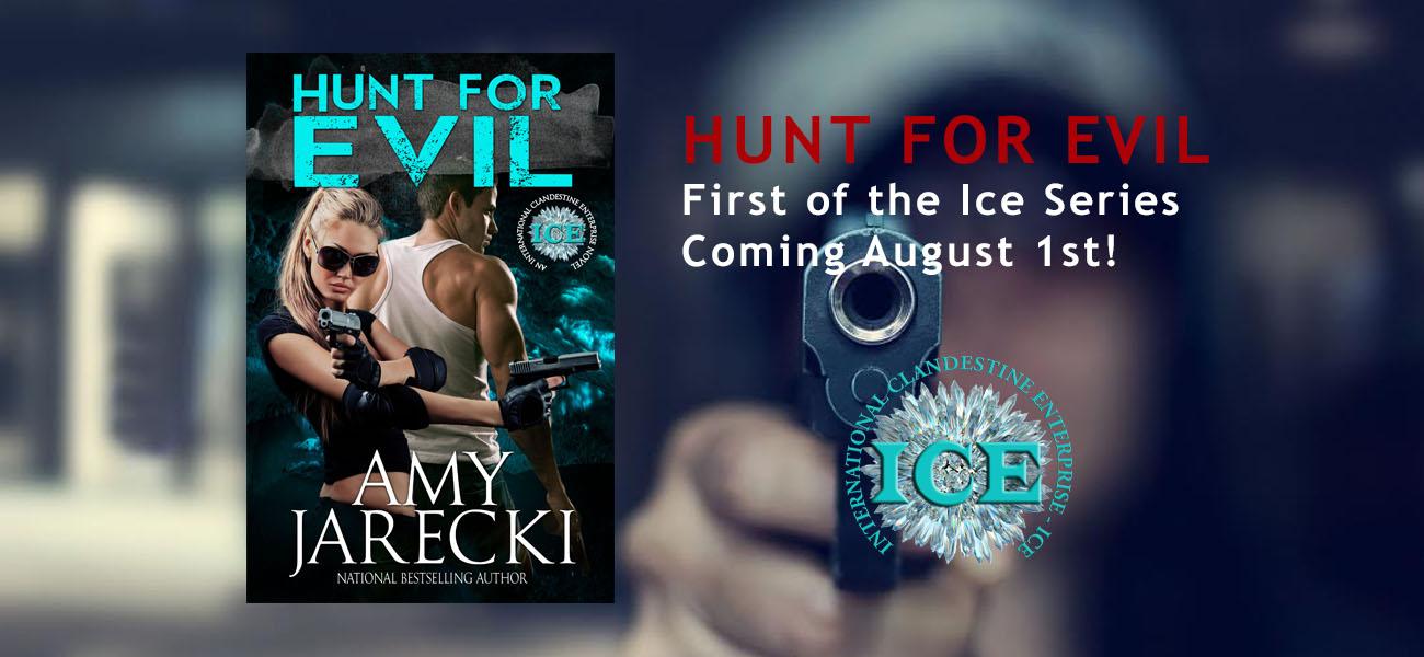 Hunt for Evil by Amy Jarecki