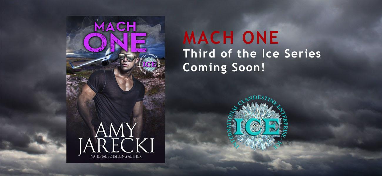 Mach One by Amy Jarecki