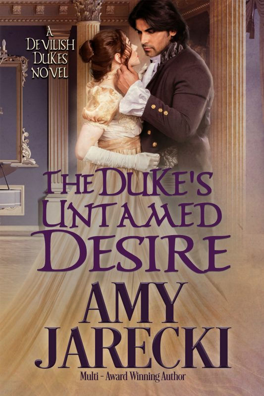 The Duke's Untamed Desire