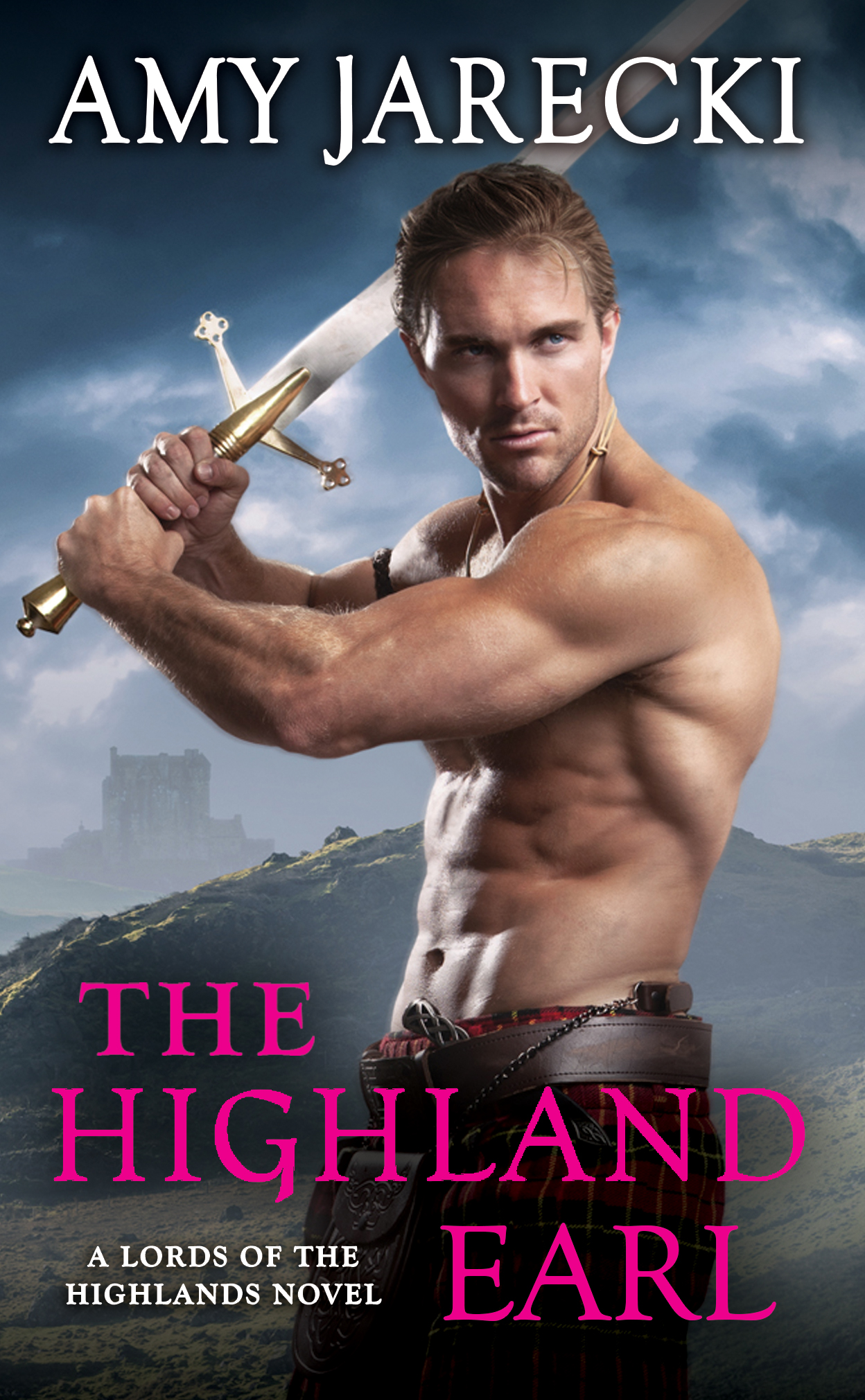 The Highland Earl Vaulted Cover