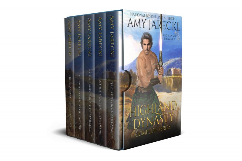 Highland Dynasty Boxed Set